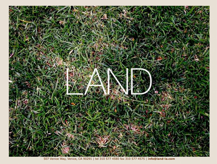 LAND - Lindley Architecture and Design Website